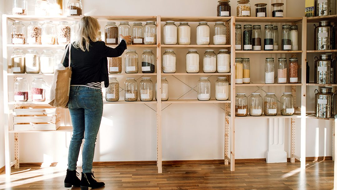 Zero Waste Shop is more than Just Replacing Plastic Straws
