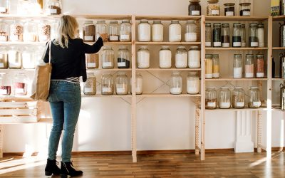 A Zero Waste Shop is more than Just Replacing Plastic Straws.